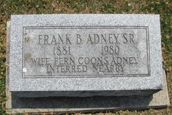 Frank Brown Adney, Sr