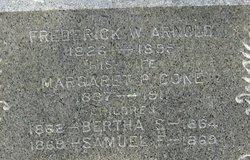 Margaret P <i>Cone</i> Arnold