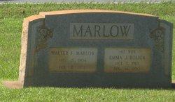 Walter Franklin Marlow