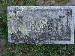 Loren Lester Henthorn