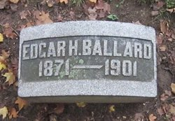 Edgar H Ballard