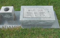 Mary Sue <i>Turner</i> Adams
