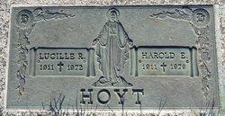 Harold E Hoyt