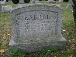 Frieda <i>Harnisch</i> Kabbel