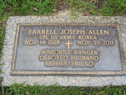 Farrell Joseph Allen