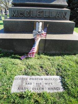 Mary Ellen <i>Marcy</i> McClellan