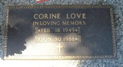 Corine Love