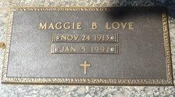Maggie B Love