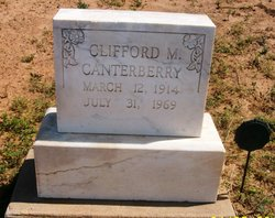Clifford Marvin Canterberry