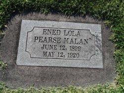 Ened Lola <i>Pearse</i> Malan