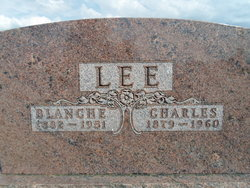 Connie Blanche <i>Hyde</i> Lee