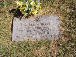 Darrell Amos Boyce