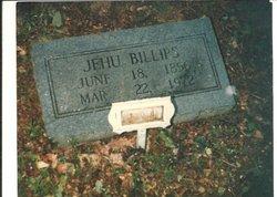 Jehu Billips