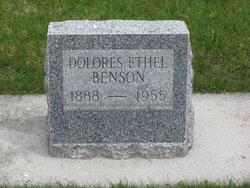 Dolores Ethyl <i>Dickens</i> Benson