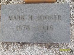Mark H Booker