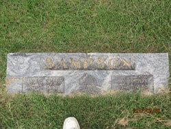 Sarah Matilda <i>Shaw</i> Sampson