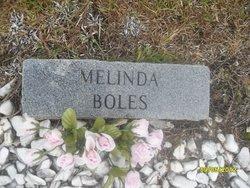 Melinda <i>Collins</i> Boles