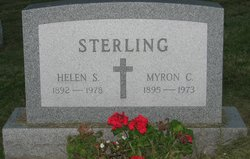 Helen E <i>Sowers</i> Sterling