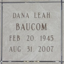 Dana Leah Baucom