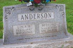 James Bedford Anderson