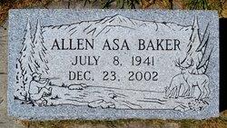 Allen Asa Baker