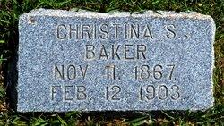 Christina <i>Sorensen</i> Baker