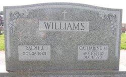 Catharine <i>Snyder</i> Williams