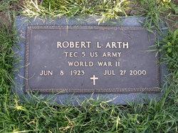 Robert Lee Arth