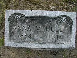 Anna M <i>Warner</i> Hulet