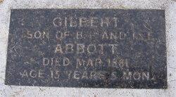 Gilbert Abbott