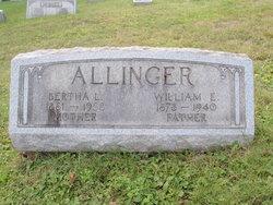 Bertha Louise <i>Gulnac</i> Allinger