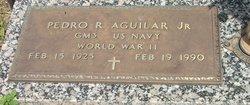 Pedro R Aguilar, Jr