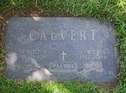 Robert William Bob Calvert