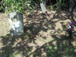Unknown Native Stone North of G.D. Oxendine Adult Grave