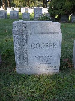 Ann Marguerite <i>Schlosser</i> Cooper