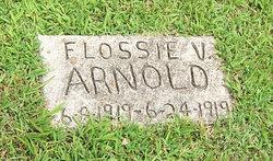 Flossie V Arnold