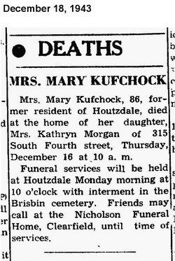 Mary Kufchock