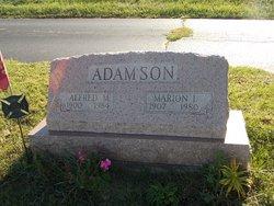 Marion I Adamson