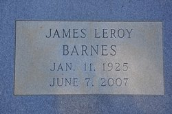 James Leroy Barnes