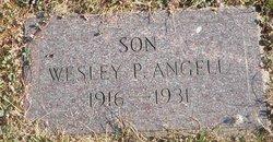 Wesley P Angell