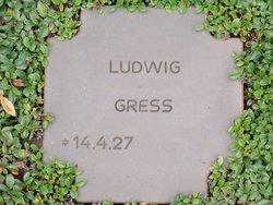 Ludwig Gress