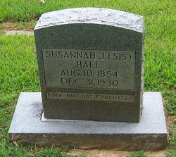 Susannah J Sis Hall