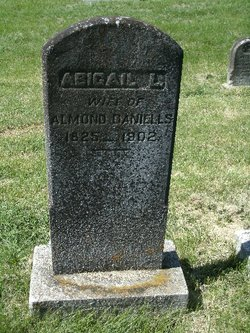 Abigail L. <i>Wolford</i> Daniells