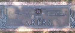 Margaret <i>Mabe</i> Akers
