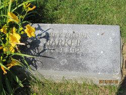 Harry Brown Barker