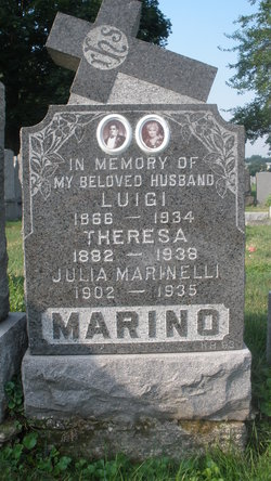 Julia <i>Marino</i> Marinelli
