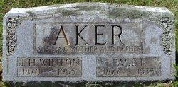 James Henry Winton Aker
