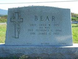 Florence C <i>Barrick</i> Bear
