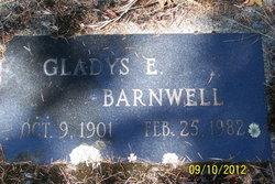 Gladys E <i>Moorehead</i> Barnwell
