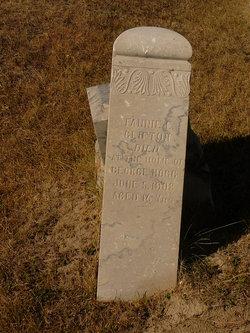 Fannie Elizabeth Clifton